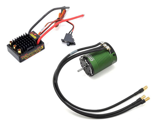 Castle Creations 1/10 Sensored Water Proof  SV3 Sidewinder ESC w/ 6900kv Motor Combo