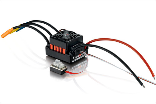 Hobbywing Quicrun WP-10BL60 w/Fan Brushless Waterproof ESC 60 Amp