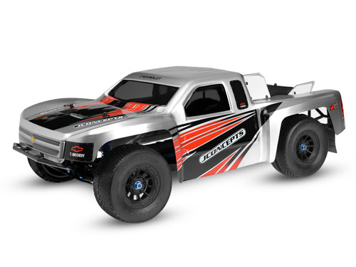 NEW JConcepts HF2 SCT Clear Body 0282