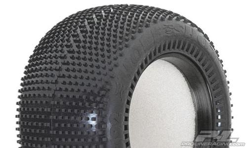 "Proline 819202 Hole Shot Stadium Truck T2.2"" M3 (Soft) Tires"