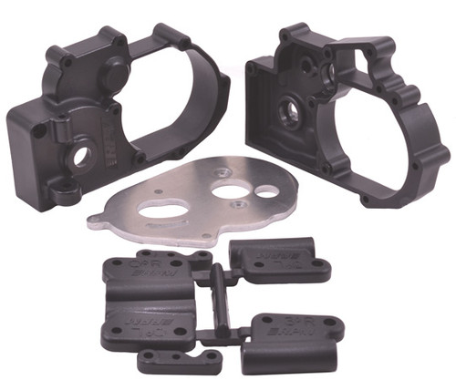 RPM Hybrid Gearbox Housing for Traxxas 2wd Vehicles