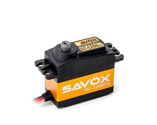 Savox SC-1256TG Standard Digital High Torque Titanium Gear Servo