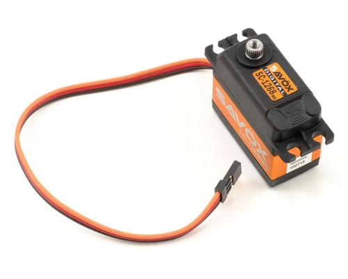 """Savox SC-1268SG """"High Torque"""" Digital Steel Gear Servo (High Voltage)"""