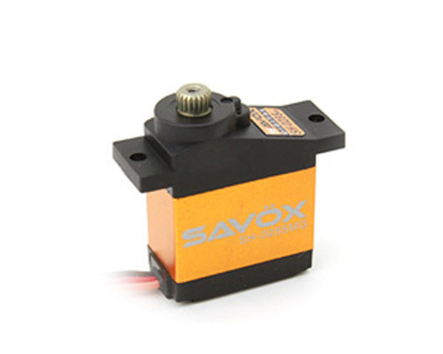 Savox SC0255MG Micro Metal Gear Digital Servo
