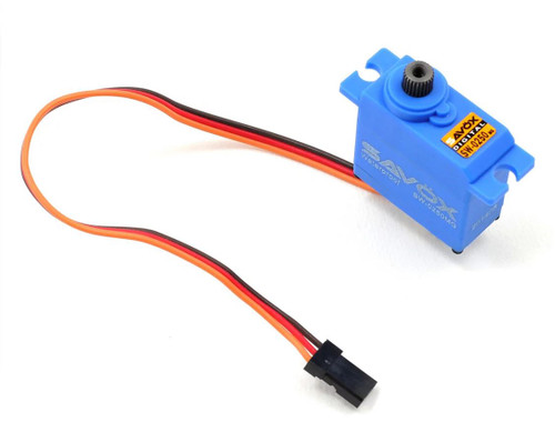 Savox SW-0250MG Waterproof Digital Metal Gear Micro Servo