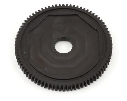Slipper Schumacher Cougar SV U3351 Gear 5mm ; CNC 83t Spur