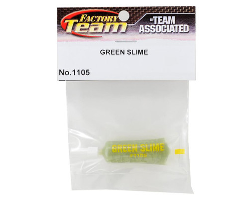 Team Associated Factory Team Green Slime Shock Lube