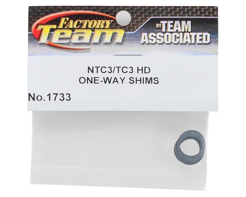 Team Associated Factory Team Heavy Duty One-Way Shims  (8)