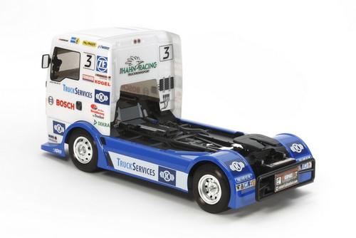 Team Hahn Racing MAN TGS 4WD On Road TT-01 Type E Kit