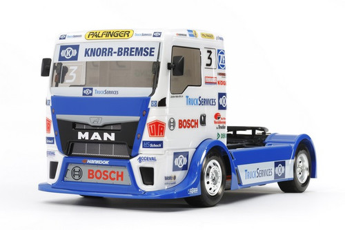 Team Hahn Racing MAN TGS 4WD On Road TT-01 Type E Kit