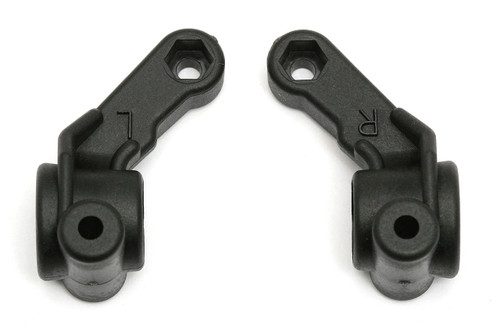 Team Associated  Front Steering Hub Set (Hex)
