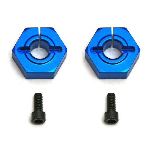 Team Associated 12mm Clamping Hex (Buggy Front) Aluminum