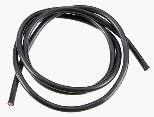 TQ Wire 10 Gauge Wire 3' Black TQ1131