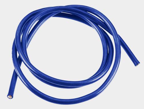 TQ Wire 10 Gauge Wire 3' Blue TQ1132