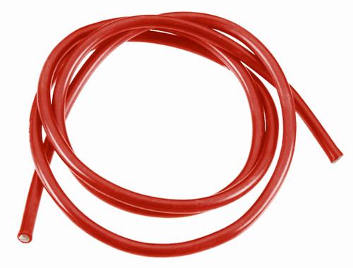 TQ Wire 10 Gauge Wire 3' Red TQ1134