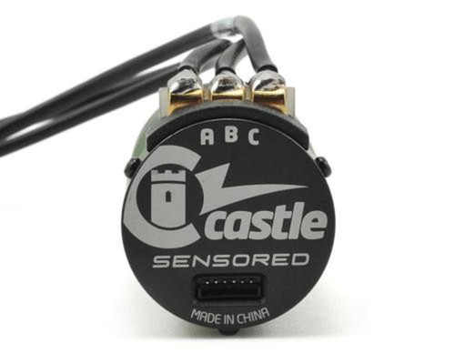 Castle Creations 1/10 Sensored Water Proof SV3 Sidewinder ESC w/ 7700kv Motor Combo