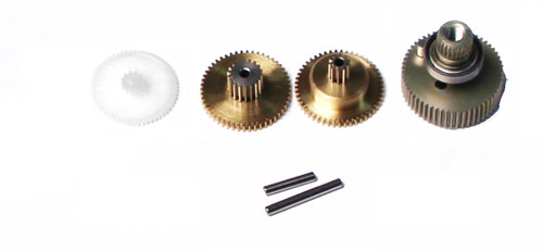 Savox SGSC0252MG Rebuild Gear Set w/Bearing