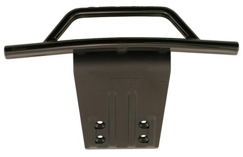 RPM 80952 Front Bumper & Skid Plate (Black) (Slash)