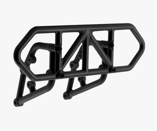 RPM 81002 Black Rear Bumper (Slash)