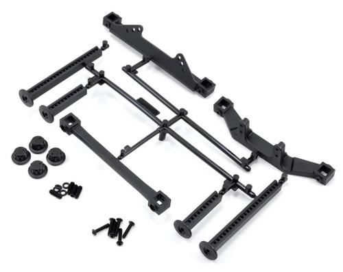 Pro-Line Extended Front & Rear Body Mount Set (Slash)