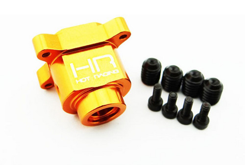 Hot Racing WRA125R03 Light Weight Unibody Diff Lock (Wraith)