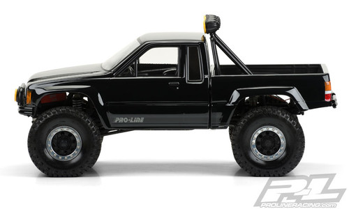 "Pro-Line 3466-00 1985 Toyota HiLux SR5 12.3"" Rock Crawler Body (Clear) (Honcho)"