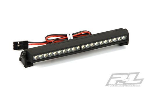"Pro-Line 627601 4"" Straight Super-Bright LED Light Bar Kit (6V-12V)"