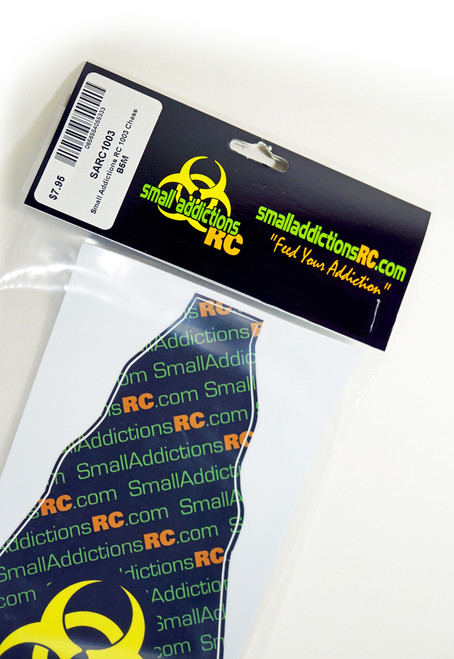 Small Addictions RC 1003 Chassis Protector (Team Associated B5M)
