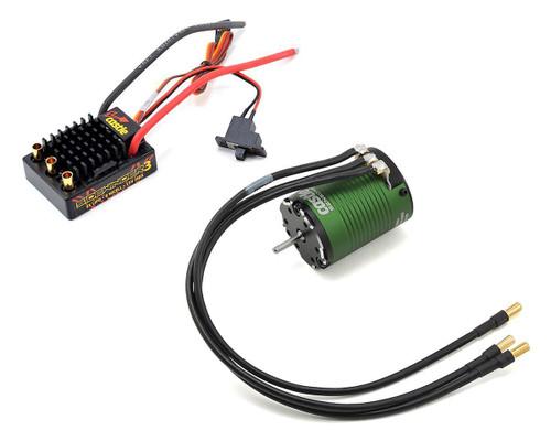 Castle Creations 1/10 Sensored SV3 Sidewinder WP ESC 1406 Combo (4600kv)