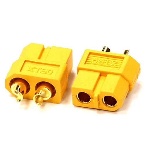 Integy 24548 XT60 Connector (2) Female 3.5mm