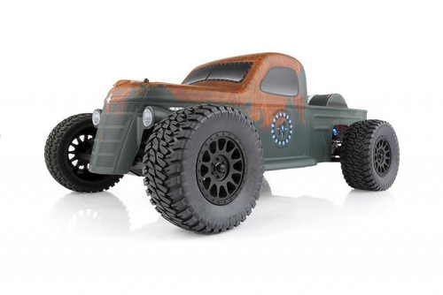 Team Associated Trophy Rat RTR 1/10 Electric 2WD Brushless Truck w/2.4GHz Radio