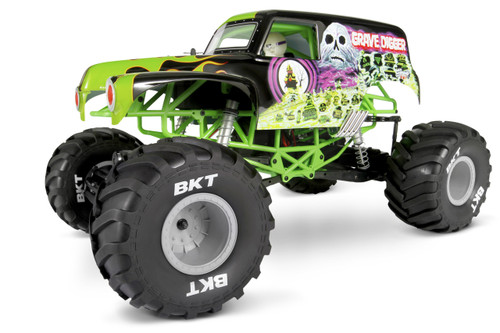 Axial 90055 SMT10 Grave Digger 4WD RTR Monster Truck