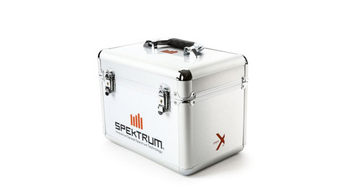 Spektrum RC 6722 Aluminum Single Aircraft Transmitter Case