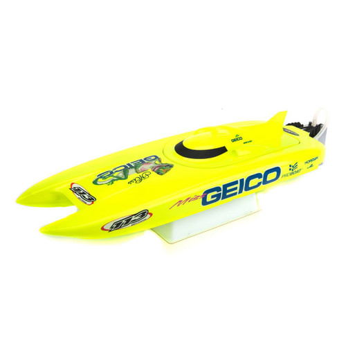 "Pro Boat Miss Geico 17"" Brushed Catamaran RTR"