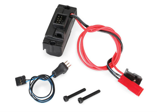 Traxxas TRX-4 LED Power Supply w/ 3-in-1 Wire Harness
