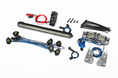 Traxxas TRX-4 Rigid Complete LED Light Kit