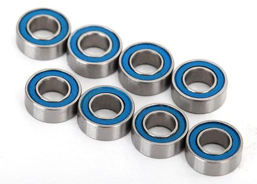 Traxxas 4x8x3mm Sealed Ball Bearings (8)
