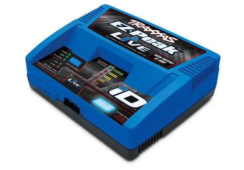 Traxxas EZ-Peak Live Multi-Chemistry Battery Charger w/Auto iD 4S/12A/100W