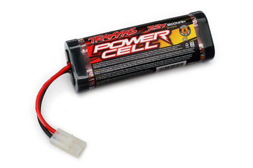 "Traxxas ""Series 1"" 6 Cell Pack w/Molex Connector (1.2V/1500mAh)"