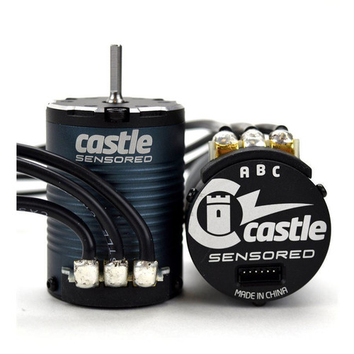 Castle Creations 1406 Sensored 4-Pole Brushless Crawler Motor (1900kV)