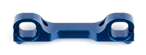 "Team Associated B6.1/B6.1D Aluminum ""C"" Arm Mount (Blue)"