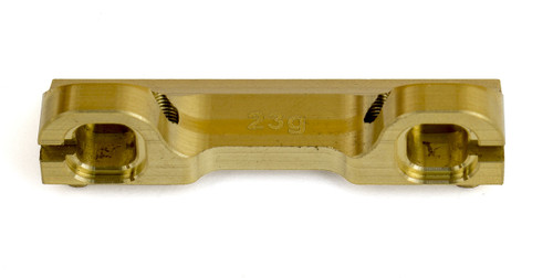"Team Associated B6.1/B6.1D Factory Team Brass ""C"" Mount (23g)"