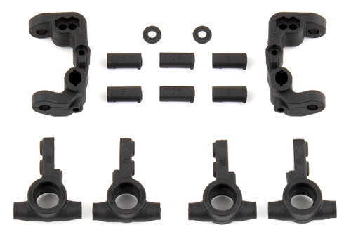 Team Associated Caster and Steering Blocks, B6.1