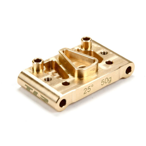 Team Losi Racing 334020 25° Front Brass Pivot (50g)