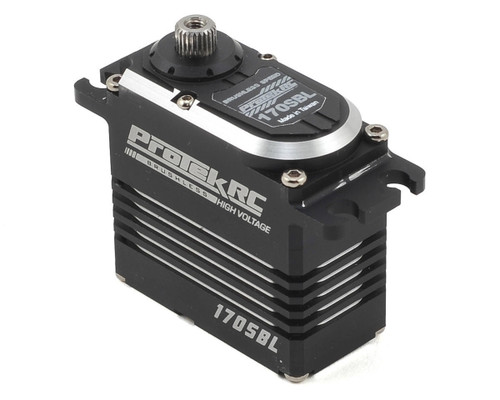 ProTek RC 170SBL Black Label High Speed Brushless Servo (High Voltage)