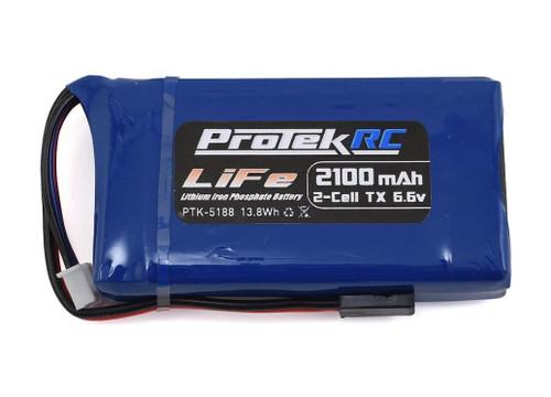 ProTek RC 5188 LiFe Futaba Transmitter Battery Pack (4PK/4PX/4PV/7PX) (6.6V/2100mAh)