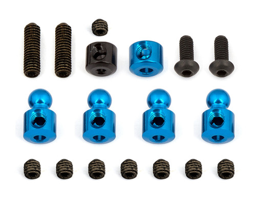 Team Associated 91821 B6.1/B6.1D Anti-Roll Bar Hardware