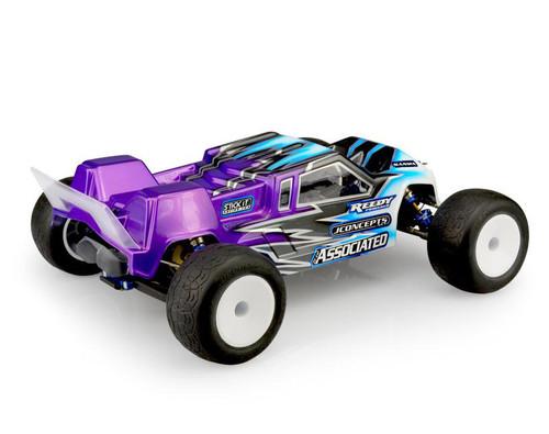 J Concepts 0355 F2 T6.1 Finnisher Body w/ Rear Spoiler