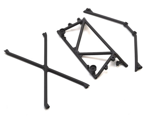 Traxxas 8433 Unlimited Desert Racer Tube Chassis Center Support Set