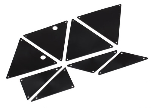 Traxxas 8434 Unlimited Desert Racer Tube Chassis Inner Panel Set